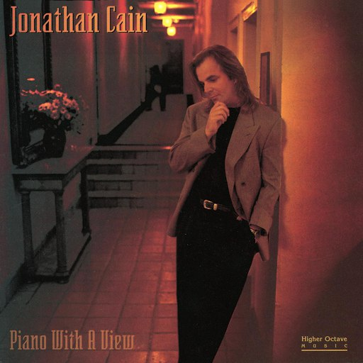 Jonathan Cain альбом Piano With A View