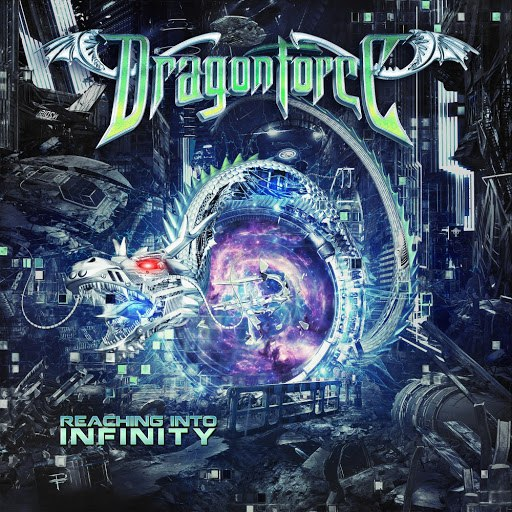 DragonForce альбом Reaching into Infinity