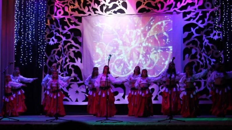 Колектив восточного танца Азена Славянский трайбл
