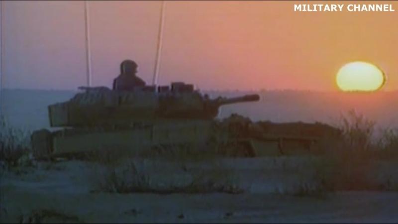 [MA] Операция Буря В Пустыне • Operation Desert Storm 1991