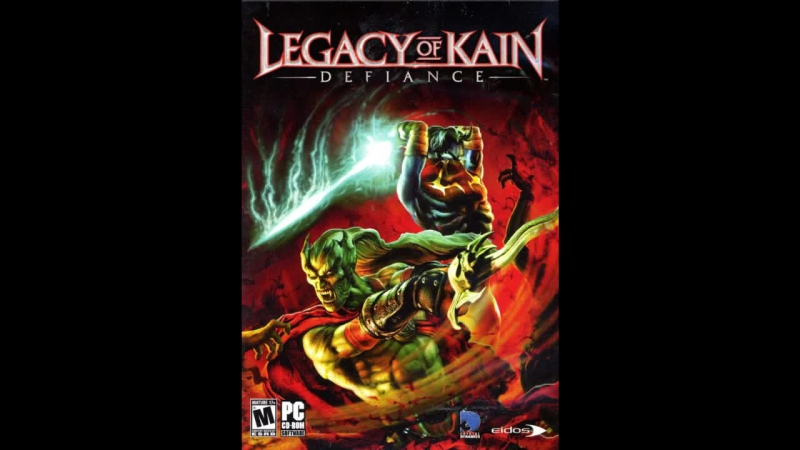 Legacy of Kain: Defiance [PC] - Live stream by Chinger (Part 1/2)