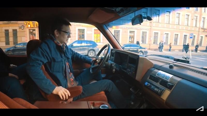 AcademeG GMC suburban 1993