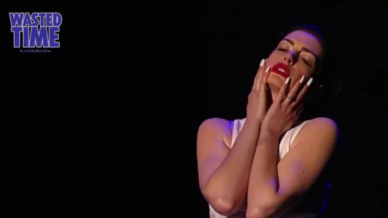Lip Sync Battle Anne Hathaway