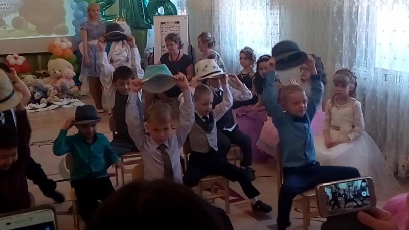 выступление владика в детском саду 25 мая 2018 года