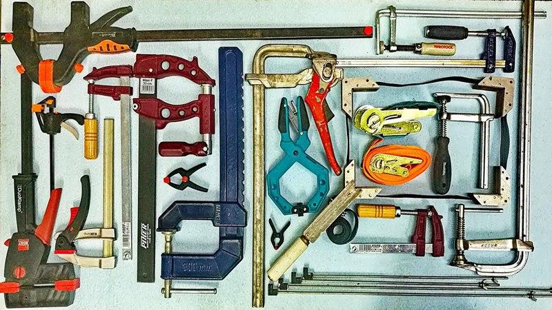 Струбцины, стяжки и зажимы для столярной мастерской cnhe,wbys, cnz;rb b pf;bvs lkz cnjkzhyjq vfcnthcrjq cnhe,wbys, cnz;rb b pf;b