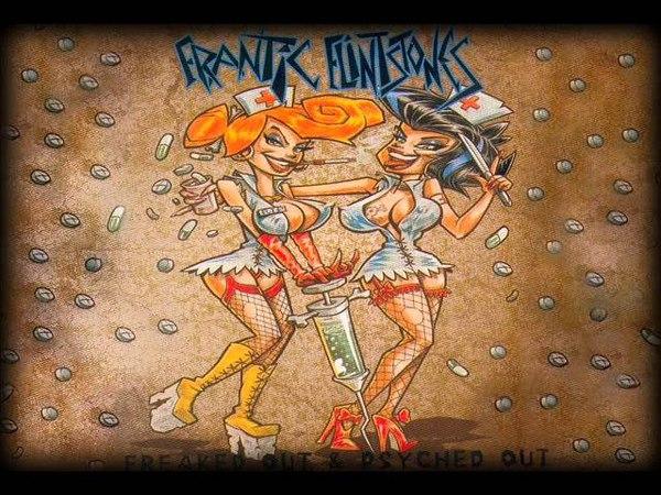 Frantic Flintstones - Smokin meth