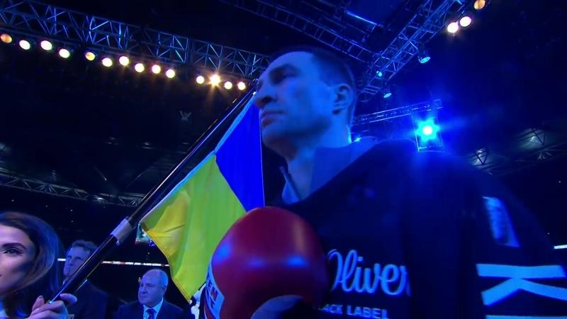 Anthony Joshua v Wladimir Klitschko - Full Fight! - 29th April 2017