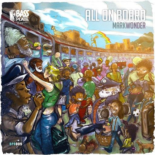 Mark Wonder альбом All on Board