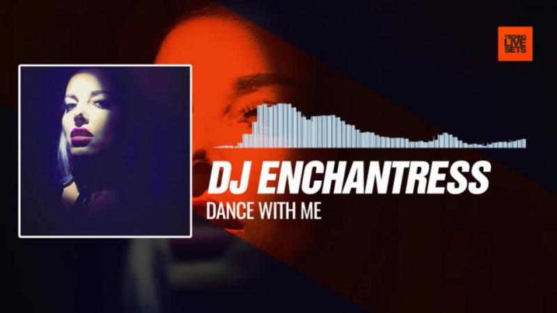 @djEnchantress - Dance with me 14-11-2017 Music Periscope Techno