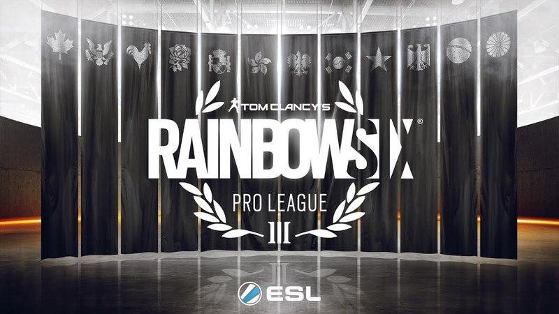 Rainbow Six Pro League - LATAM - Season 7 - Playday 5