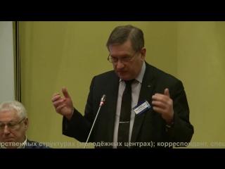 ☛ «25 лет в России идёт бессмысленное развитие неизвестно куда и неизвестно зачем». — Владимир Хомяков ☚