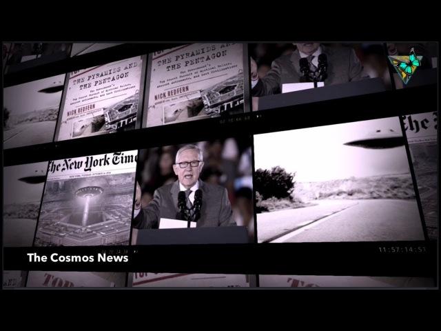 The Pentagon's Mysterious U F O Program Glowing Auras and 'Black Money