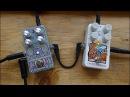 Digitech Polara Reverse Reverb Electro Harmonix Canyon Delay Looper (Shimmer)