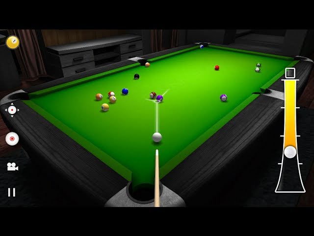 Real Pool 3D - iPhone / iPod Touch, iPad Android Gameplay Video