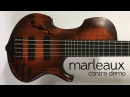 Holy moly what a bass Marleaux Contra 5 string Demo Review