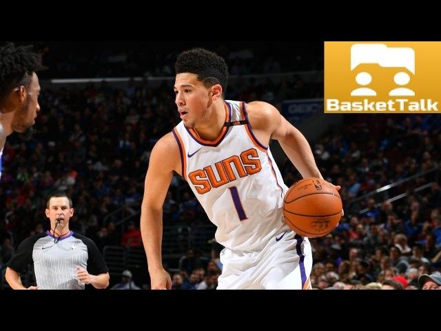 BasketTalk 50: состояние Финикса, Чикаго и других перестраивающихся команд НБА