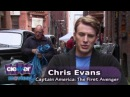 Chris Evans 'Captain America: The First Avenger' Interview
