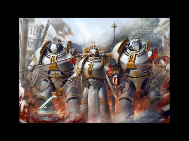 Répliques des Chevaliers gris Space Marines Dawn of War