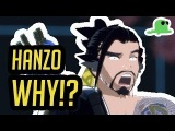 Hanzo UNLEASHED (Overwatch Fight Animation)