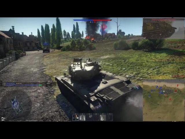 M26 Ariete ТОП Италии!! War Thunder