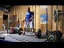 How to sumo deadlift Cailer Woolam