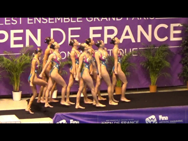 RUSSIA team technical 2018 French Open Montreuil