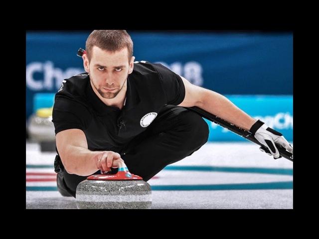 CURLING Russia Mixed Doubles BryzgalovaKrushelnitskii