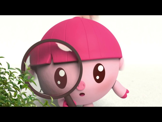 Малышарики - Умные песенки - Насекомые | музыкальные мультики для самых маленьких