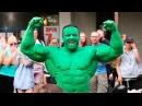 Real Life SUPERHERO Mass Monsters Workout Motivation 2018