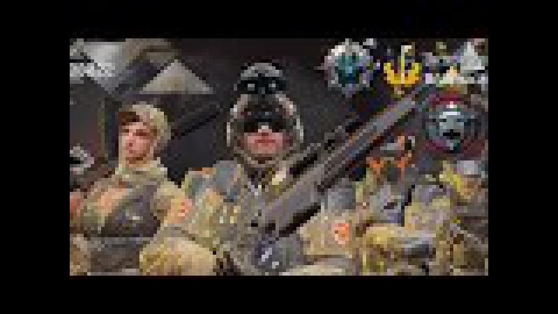 Warface нубо клан