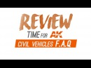 AK Reviews || Book - Civil Vehicles Modelling F.A.Q