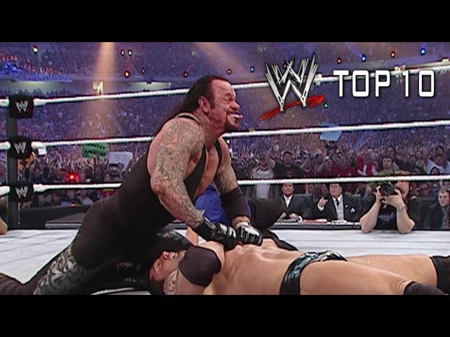WrestleMania Championship Changes