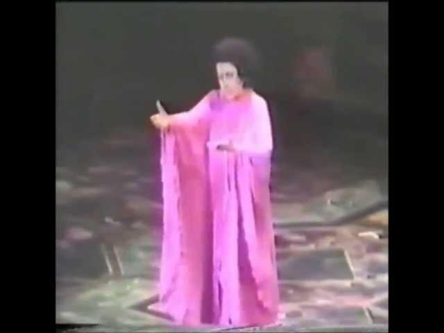 Leyla Gencer ANNA BOLENA - Coppia iniqua Kurt Adler Gala, San Francisco, 1978