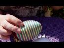 Wielkanocne jajko - jak udekorować jajko na wielkanoc, styl słowiański ;)