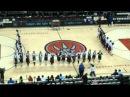 Serbian Folklore Ensemble KOLO performs at ACC on 2012 Apr 16 NBA halftime Raptors vs Hawks v1