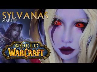 Maquillaje Sylvanas Windrunner - World of Warcraft (ayaneninjin.com)