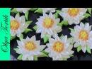 РОМАШКИ из безе мастер класс Цветы из безе Olya Tortik Домашний Кондитер