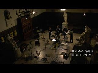 If ye love me (Thomas Tallis)