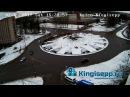 Как назвать этого водителя Видео момента ДТП на кольце в Кингисеппе с веб-камер ...
