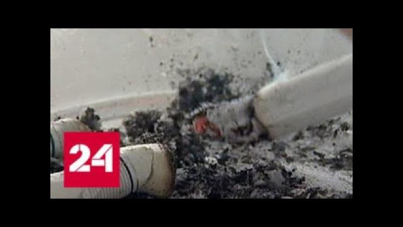 Секретные материалы: курильщиков травят, и не только ацетоном и бензолом - Росси ...