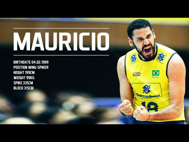 Mauricio Borges | Best Volleyball Actions | Champions Cup 2017 | Brazil Volleyball