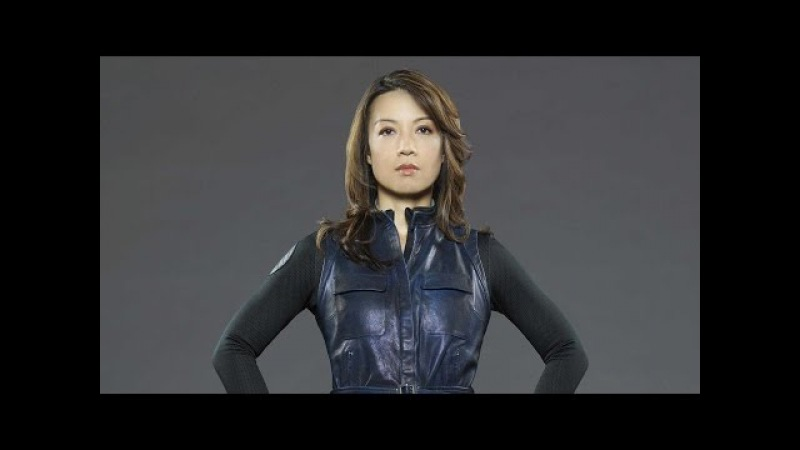 Ming-Na Wen - Melinda May - Fight Scenes - Agents of Shield