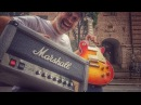 Marshall Mini Silver Jubilee played LOUD