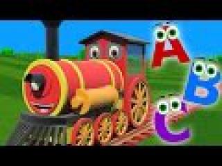 Binkie TV - ABC Train - Learn English Alphabet | For Kids