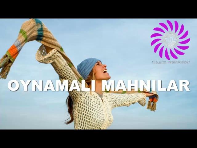 EN YENI OYNAMALI SHEN MAHNILAR 2018 - SUPER YIGMA AZERI (Z.E.mix Pro 44) Toy Mahnilari Yiqma