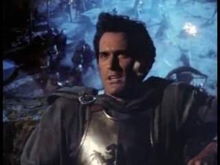 Evil Dead 3: Army of Darkness - Trailer - Bruce Campbell  History Porn