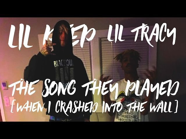 LIL PEEP x LIL TRACY - THE SONG THEY PLAYED [WHEN I CRASHED INTO THE WALL] ПЕРЕВОД