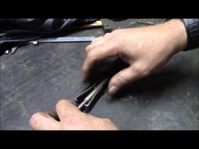 Съёмник клапанных маслосъёмных колпачков