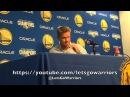 STEVE KERR: Durant can make stuff out of nothing…unguardable , Klay/Rocco Groundhog Day , Casspi