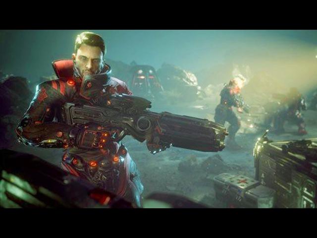 REBOANT VR - Gameplay Trailer【HTC Vive】DarkLord